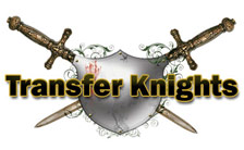UCF Transfer Knights Logo